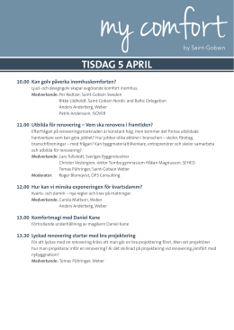 tisdag 5 april