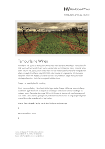 Producent PDF - Handpicked Wines