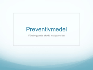 Preventivmedel - WordPress.com