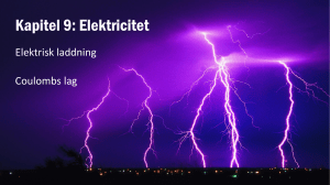 Elektricitet - WordPress.com