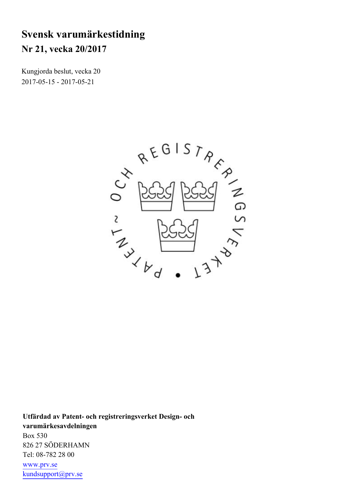 478d9f09f3f Svensk varumärkestidning