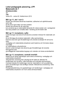 LPP tal åk7 - WordPress.com