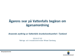 Powerpoint-presentationen som användes under
