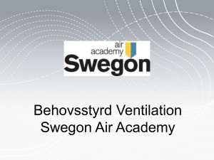 Swegon air academy